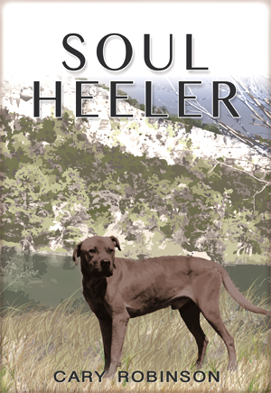 Soul Heeler, Book 3 in the Dudley Files Dog Comedy Mystery Series