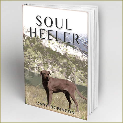 soul-healer by Cary Robinson